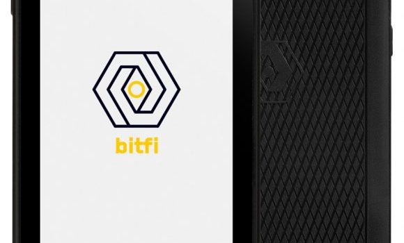 Bitfi is a New Hardware Crypto Wallet