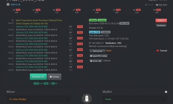 Hive OS – A New Linux GPU Mining Platform Gaining Popularity