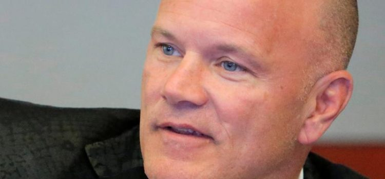 Mike Novogratz's Cryptobank to Debut on Canada's TSX Venture Exchange