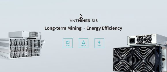 Bitmain with Two New 7nm ASic Miners – Antminer S15 and T15