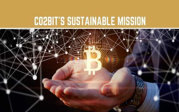 Co2Bitcoin (Co2B) Combating Global Warming at Coinsbit Exchange