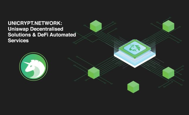 Unicrypt Network Decentralisation is Trust Automation is scalability