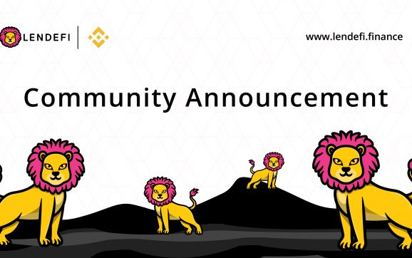 Lendefi Community Announcement: An Outline of New Developments and Initiatives