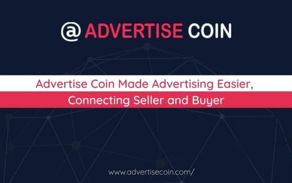 """Advertise Coin- Revolutionizing unit advertising industry. Advertise Coin is used for exchanging ads in the marketplace.""  Advertising exchange connects the advertisers and publishers into a crypto world that enables transparency, easy payment access, and effective business. Advertise exchange simplifies and analyses data through blockchain technology advancements. The secured and efficient crypto solutions at the advertised Coin outshines it in the market. In a few ad marketing, the Advertise Coin is being used as the exchange unit. The Advertise Coin(ADCO) continues to be the leading exchange unit in the various existing markets soon.  Initially, the Advertise Coin works on the Fiat System. Later, it shifted to the cryptosystem. Now, the Advertise Coin's cryptosystem enhances easy payment access, trust, and transparency of the business.  Advertise Coin is serving in several markets intending to integrate companies, employees, and small businesses in a single marketing place. Using the Advertise Coin, firms and companies can easily access the API database directly. This reduces the service prices in the advertising market.  Usually, the ADCO is an interchangeable unit in the AdExchanges for exchanging ads. Several companies and small businesses use the Advertise Coin services due to the low prices' effective services.  For locked tokens, the Advertise Coin earns interest on each day. In the ICO process, about 28% of the interest rate is available. There's a referral bonus of 10% for first-time purchasing.  Also, you get an extra 20 ADCO for every completed registration through the specific referral link. In general, the prices in Coingecko and Etherscan are $ 0.041. At the same time, the price at Advertise Coin is $ 0.024081.  The ADCO prices are lower compared to the other advertising marketing prices. The ICO first-round started on April 1. It announced that people who complete the registration would earn 100 free ACDO tokens. The next ICO starts on 10.07.21 and ends on 01.01.22.  Advertise Coin (ADCO) can be used in https://webhit.net and few other advertising markets.    About Advertise Coin  Advertise Coin or ADCO is an exchanging unit in the advertising marketing place designed in February 2021. This unit connects the sellers and buyers in the marketplace with a cryptocurrency. It's also used in the funds' exchange on various exchange platforms apart from connecting buyers and sellers. ADCO provides simple, user-friendly, and efficient crypto solutions in the market. ADCO enhances low prices and can be transferred to Ethereum Protocol.  Contact/Socials Advertise Coin Website: https://advertisecoin.com/ Advertising Coin on Facebook Advertising Coin on Youtube  Join Advertising Coin community on Medium"