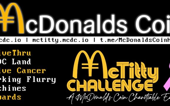 MCDC Introduces The McTitty Challenge to Spread Breast Cancer Awareness