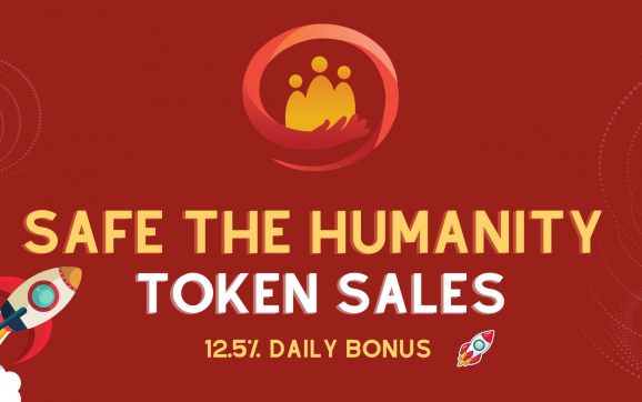 SafeTheHumanity Token Sales Going Live on June 11