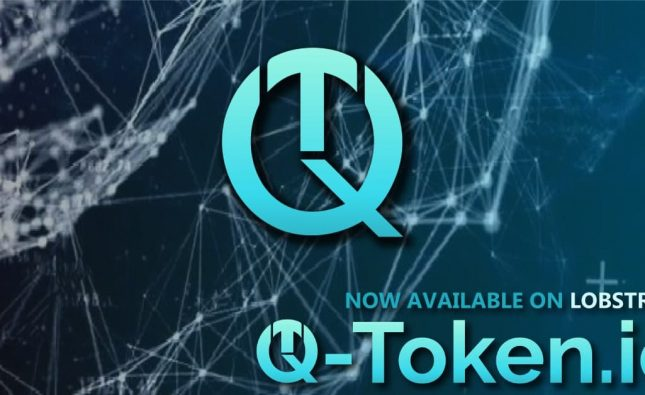 New Q-Token Released on Stellar Network, Now Available on LOBSTR Wallet