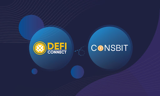 DeFiConnect Lists on Coinsbit As It Prepares to Launch the DefiPay Solution